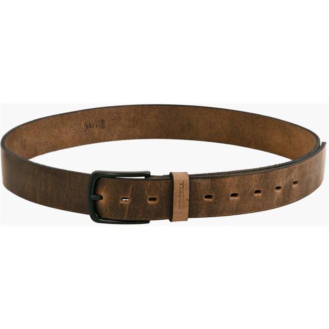 pásek REELL - All Black Buckle Belt Cappuccino Cappuccino (Cappuccino )