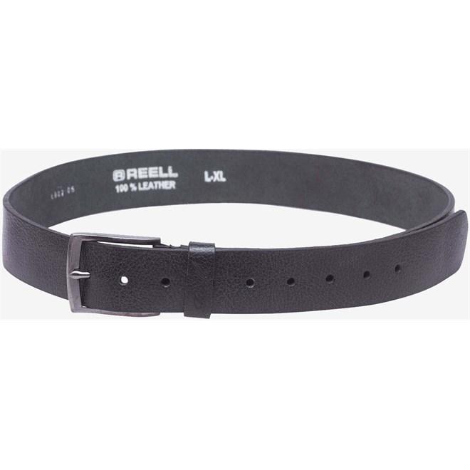 pásek REELL - Grain Belt Black (BLACK)