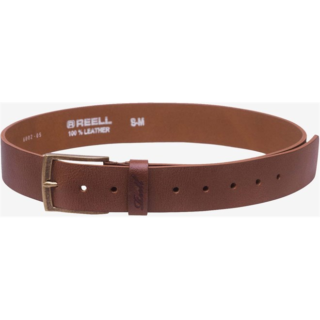 pásek REELL - Grain Belt Brown (BROWN)