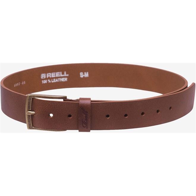 pásek REELL - Grain Belt Brown (BROWN)