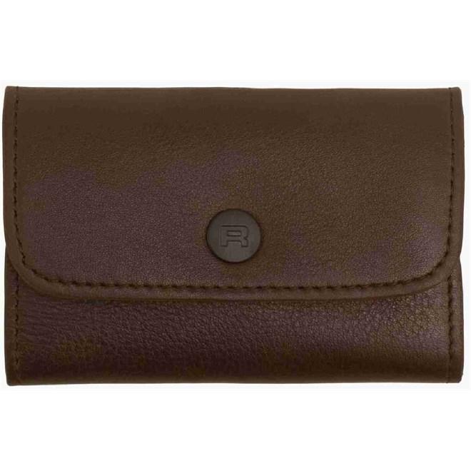 peněženka REELL - Essential Leather Brown (BROWN)