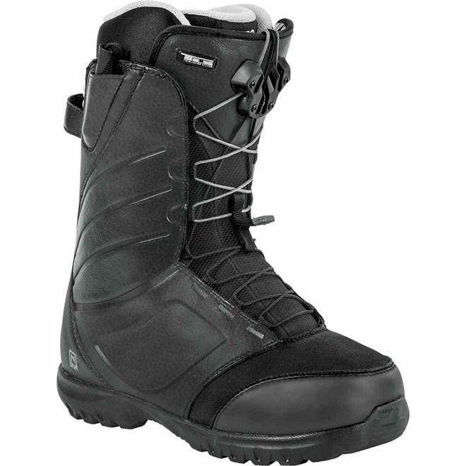 dámské snb boty NITRO - Cuda Tls Black 001 (001)