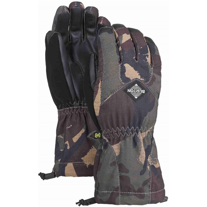 rukavice BURTON - Youth Profile Glove Seersucker Camo (300)