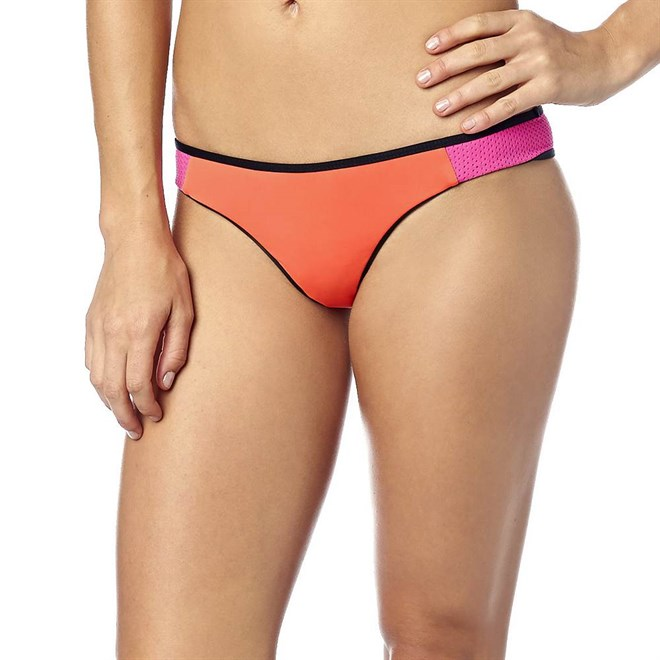 plavky FOX - Capture Skimpy Flo Orange (824)