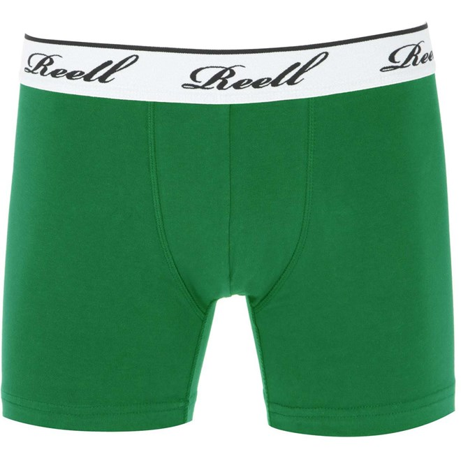 trenky REELL - Trunks Boxershort Simply Green (161)