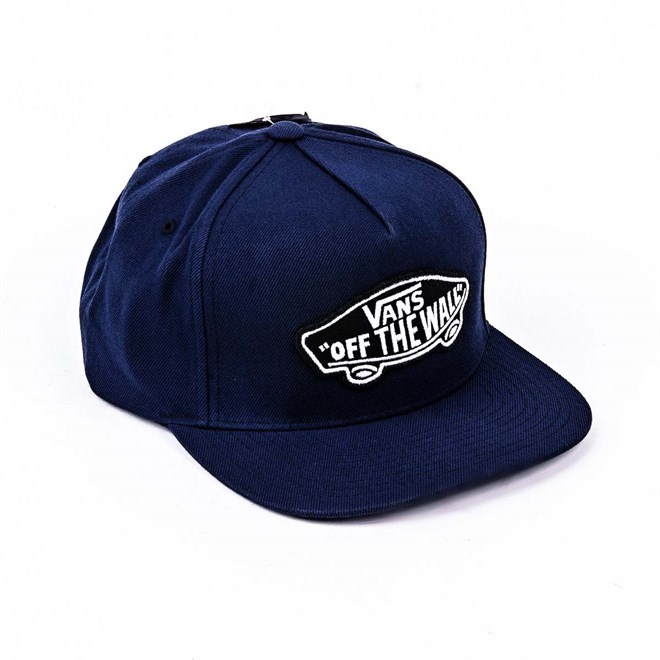 5bcace93b87 kšiltovka VANS - Classic Patch Snapback Dress Blues (LKZ)