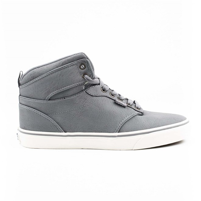 boty VANS - Atwood Hi (Leather) Frost Gray/Marshmallow (OEP)