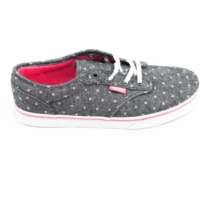 3997ebd6c3 topánky VANS - My Atwood Low (Menswear) Polka Dot Grey (OOD ...