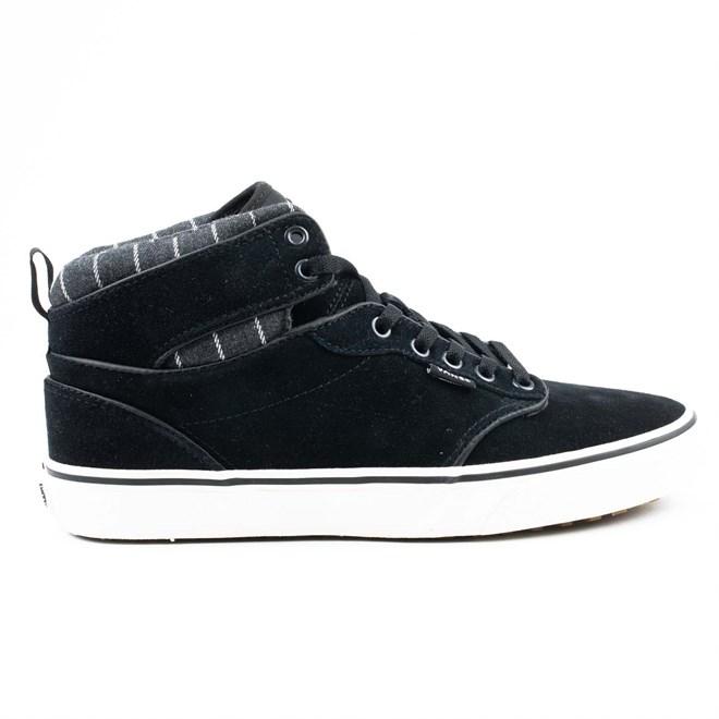 da6792825bc Shoes VANS - Atwood Hi Mte (Mte) Black Marshmallow (I28)