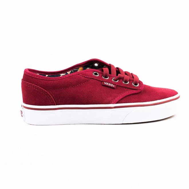 2114456311 topánky VANS - Atwood (Weatherized) Tibetan Red (OU5)