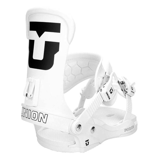 vázání UNION - Team Force White (WHITE)