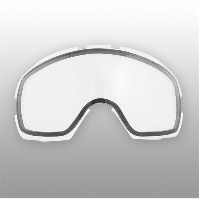 náhradní skla TSG - replacement lens google one clear (508)