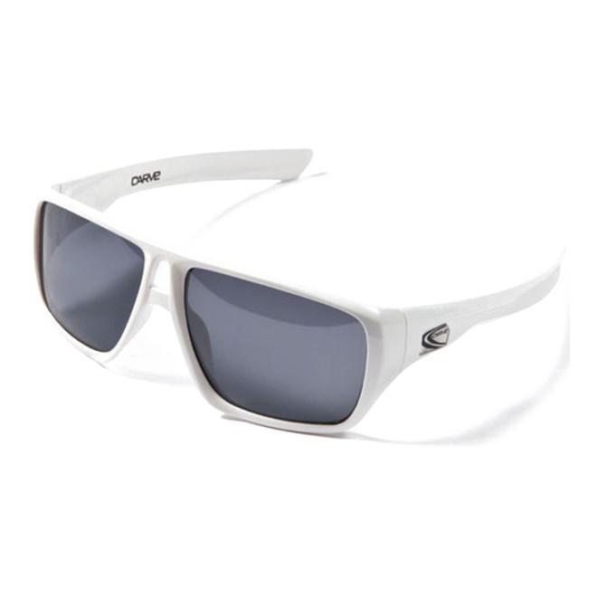 sluneční brýle CARVE - Icelands Polarized (WHITE)