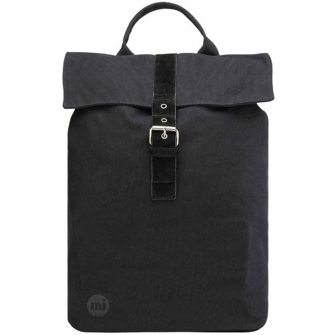 batoh MI-PAC - Day Pack Canvas Black (001)