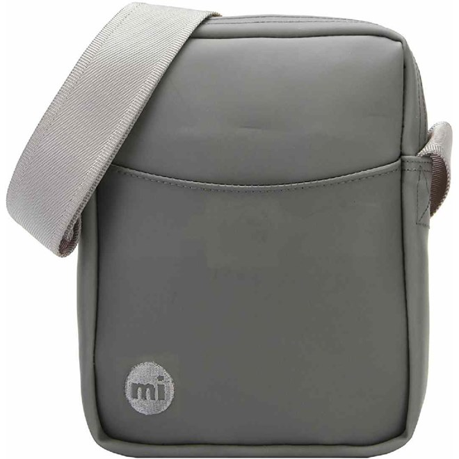 taška přes rameno MI-PAC - Flight Bag Rubber Grey (006)