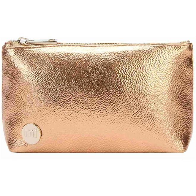 gymsack MI-PAC - Make Up Bag Metallic Rose Gold (031)