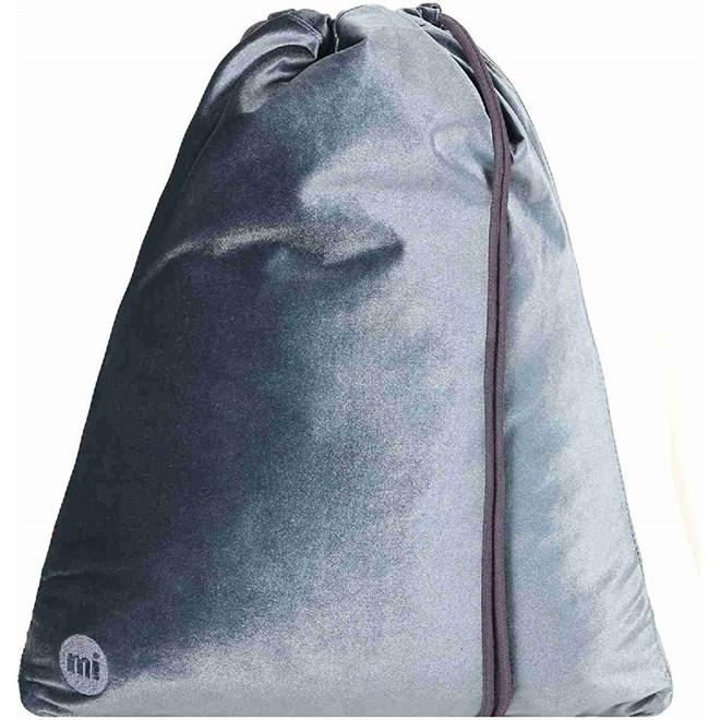gymsack MI-PAC - Kit Bag Velvet Petrol Blue (014)
