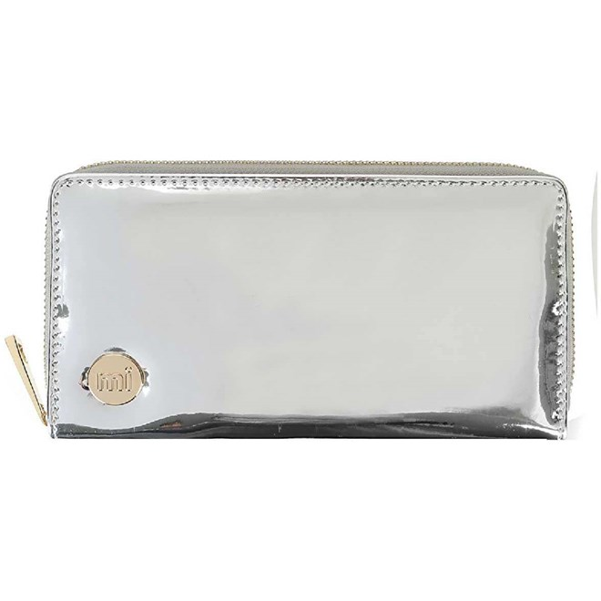 peněženka MI-PAC - Zip Purse Mirror SIlver (043)