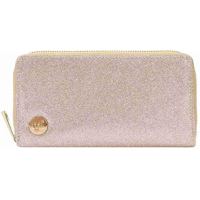 peněženka MI-PAC - Zip Purse Glitter Champagne (044)