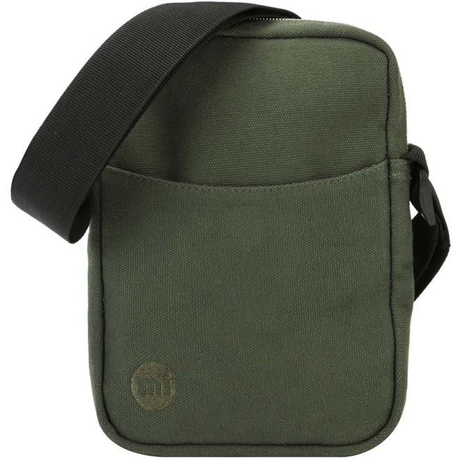 cestovní taška MI-PAC - Flight Bag Canvas Deep Green (S13)