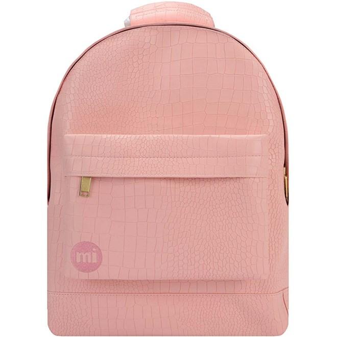 Rucksack MI-PAC - Mini Matt Crock Pastel Pink (S55)
