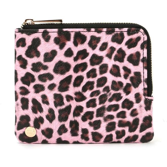 Geldtasche MI-PAC - Coin Holder Cheetah Pink (A34)
