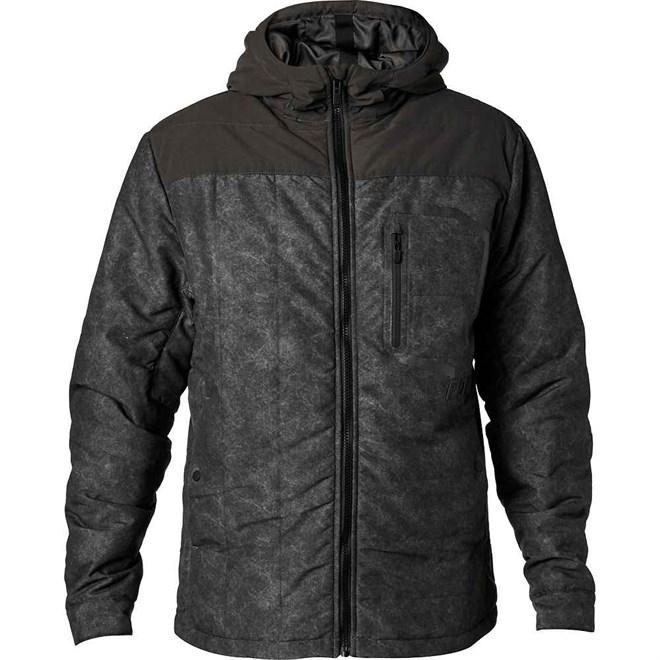 bunda FOX - Podium Jacket Black (001)