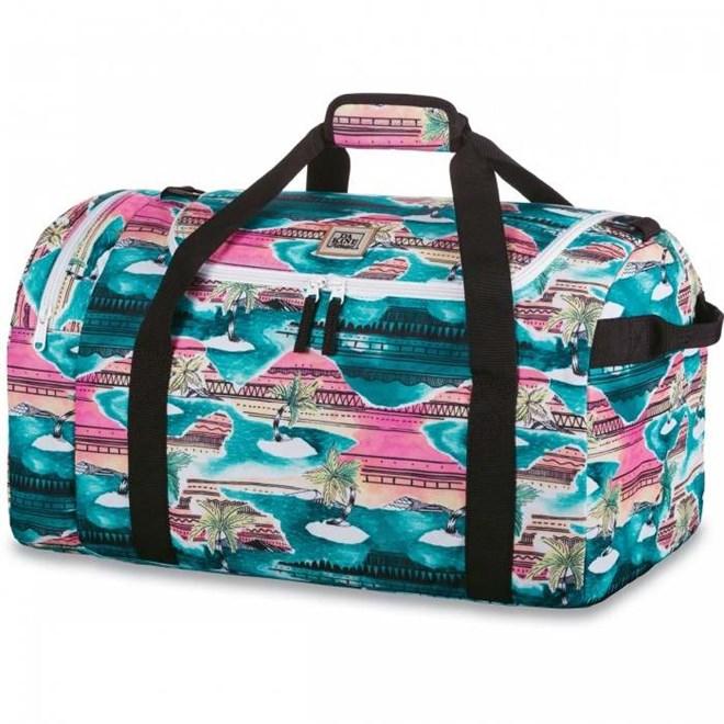 cestovní taška DAKINE - Eq Bag 31L Paintedplm (PAINTEDPLM)