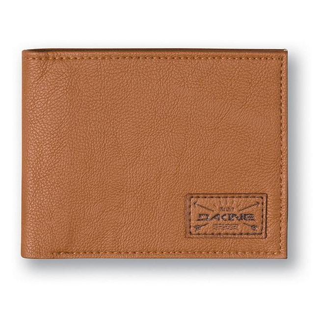 peněženka DAKINE - Riggs Coin Wallet Brown (BROWN)