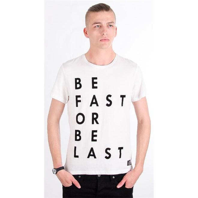 triko BLEND - T-shirt Offwhite 70005 (70005)