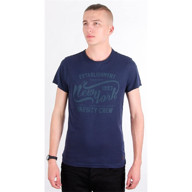 triko BLEND - T-shirt Box Navy 70230 (70230)