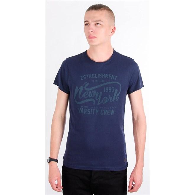 triko BLEND - T-shirt Box Navy 70230 (70230)