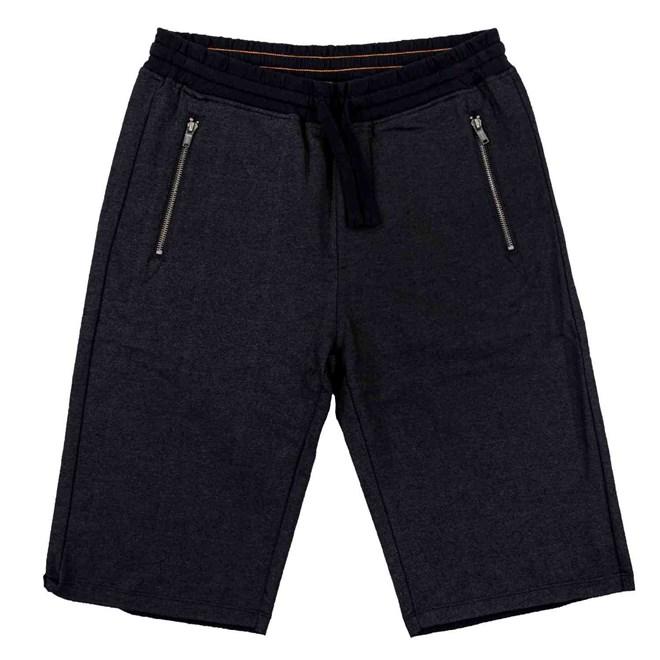 kraťasy BLEND - Non denim shorts Black (70155)