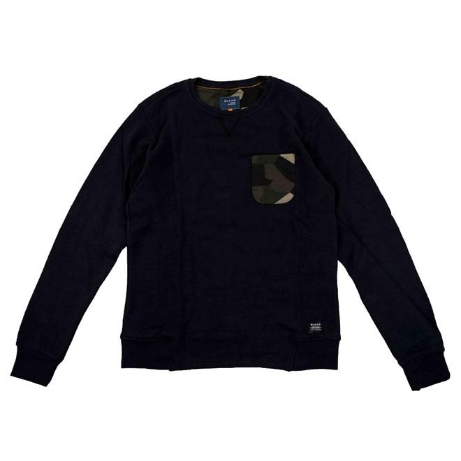 svetr BLEND - Sweatshirt Black (70155)