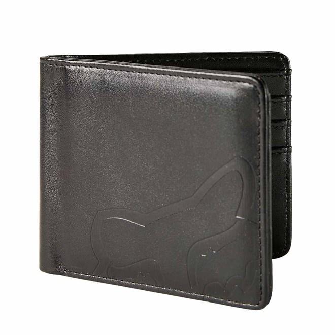 5c7f402c7c peňaženka FOX - Core Wallet Blk (001)