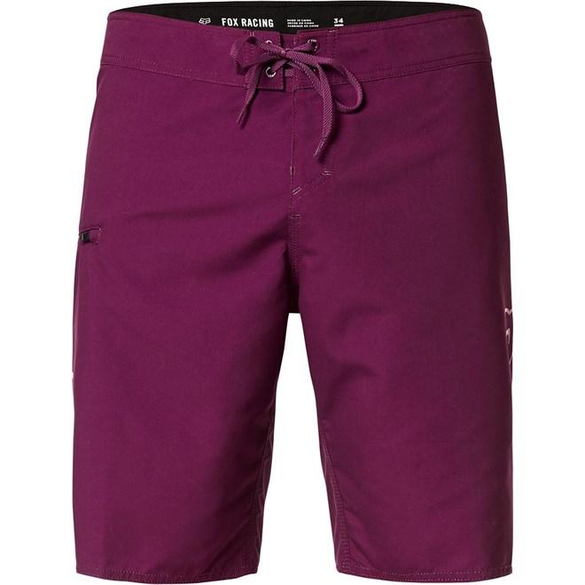 koupáky FOX - Overhead Boardshort 20in Dark Purple (367)