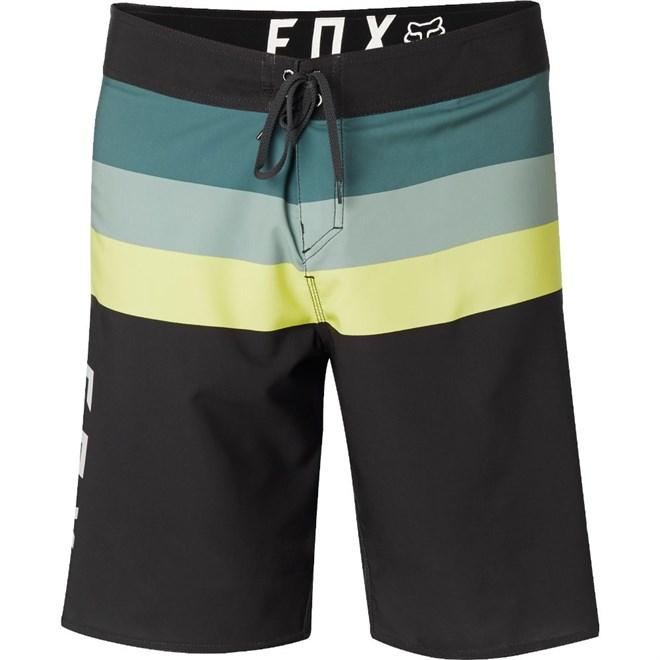 koupáky FOX - Demo Boardshort Black Vintage (587)