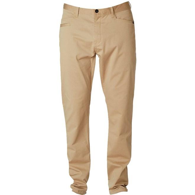 kalhoty FOX - Stretch Chino Pant Sand (237)
