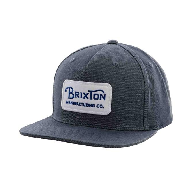 kšiltovka BRIXTON - Grade Light Blue (0824)