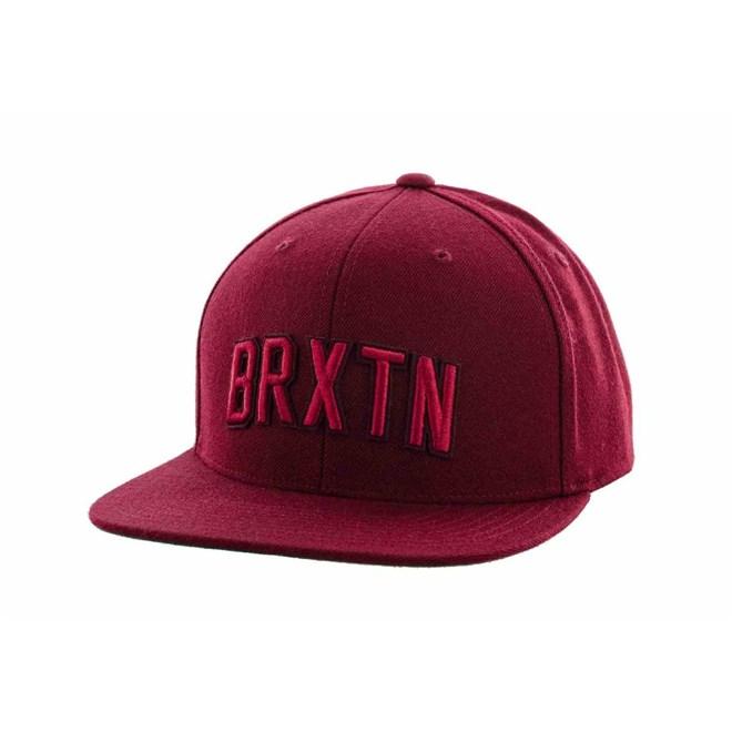 kšiltovka BRIXTON - Hamilton Burgundy 0702 (0702)