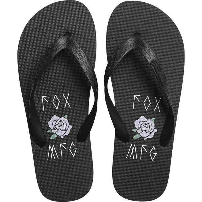 žabky FOX - Rosey Flip Flop Black (001)