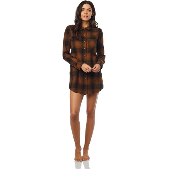 košile FOX - Moto X Long Flannel Tpe (235)