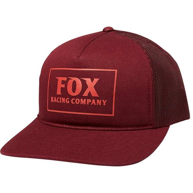 kšiltovka FOX - Heater Hat Cranberry (527)