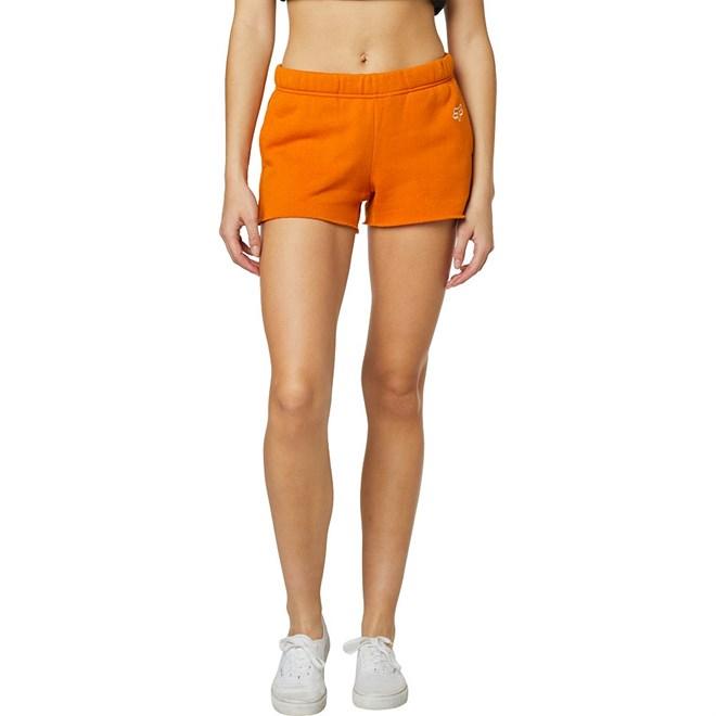 kraťasy FOX - Onlookr Fleece Short Orange Crush (368)