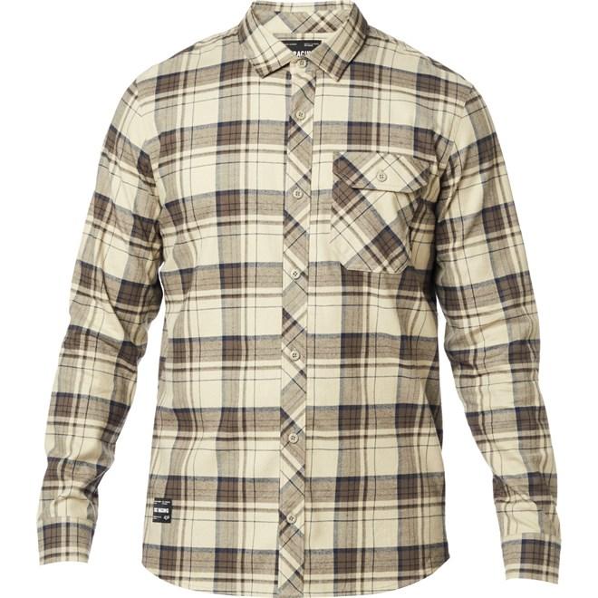 košile FOX - Gamut Stretch Flannel Sand (237)