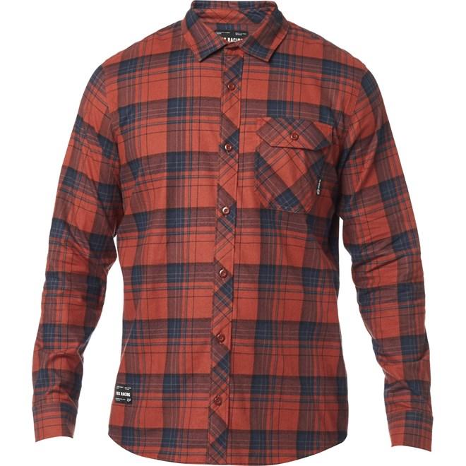košile FOX - Gamut Stretch Flannel Adobe (291)