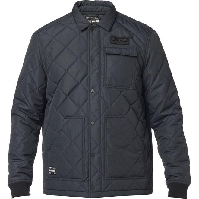 kurtka FOX - Speedway Jacket Black (001)