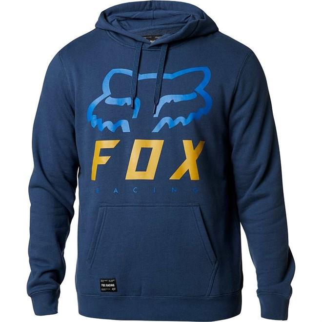 mikina FOX - Heritage Forger Po Fleece Light Indigo (202)