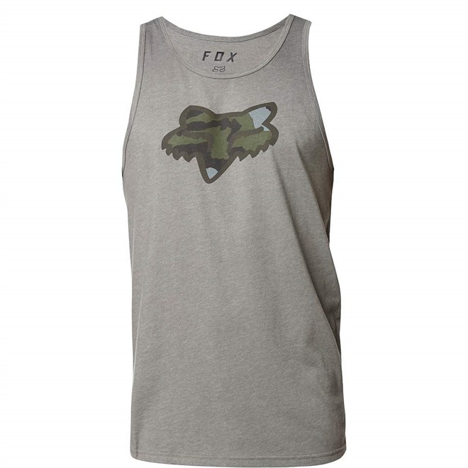 tílko FOX - Predator Premium Tank Heather Graphite (185)