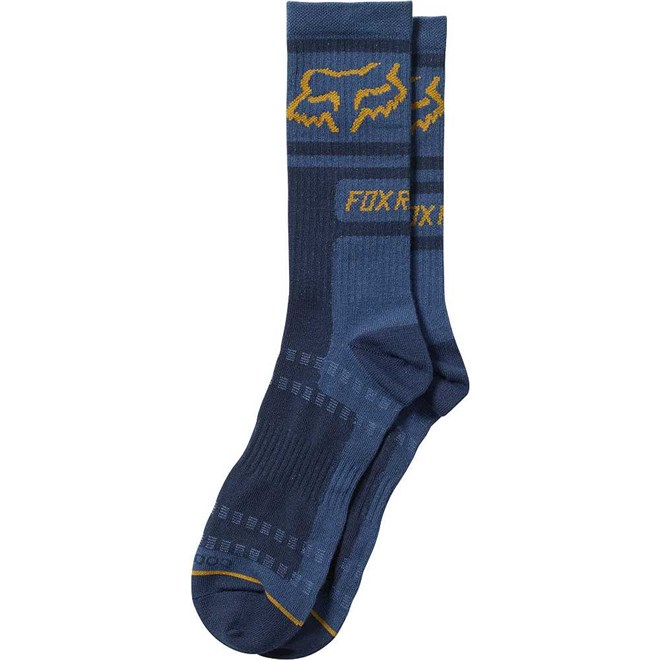 ponožky FOX - Justified Crew Sock Light Indigo (202)